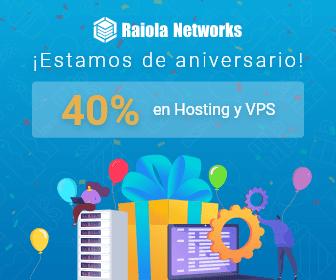 7º aniversario de Raiola de Raiola Networks