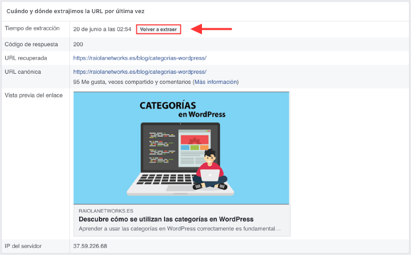depurador de facebook