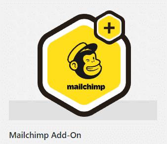 Mailchimp Addon Gravity Forms