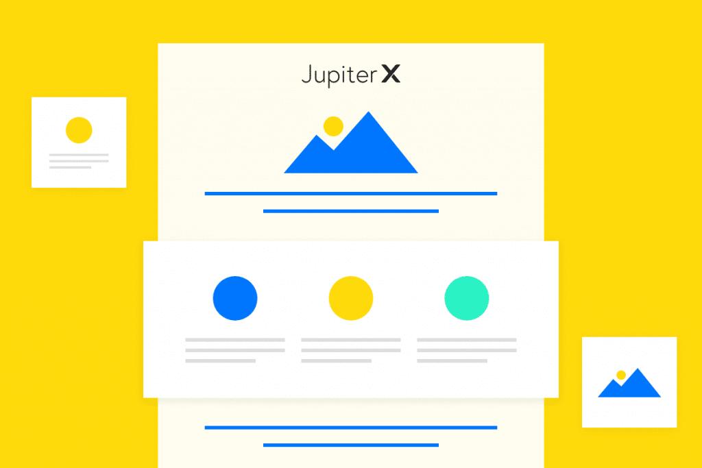 Jupiter X: Plantilla multipropósito para WordPress 1