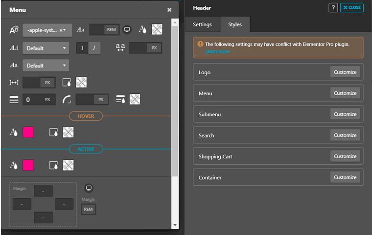 Jupiter X: Plantilla multipropósito para WordPress 7