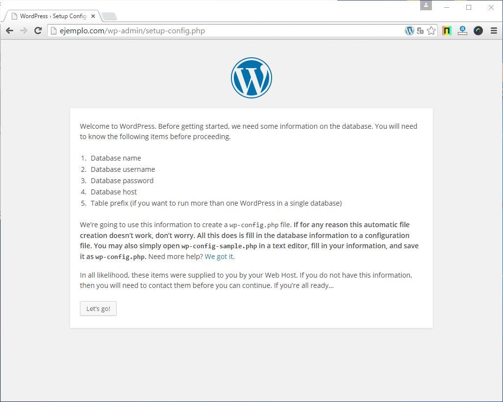 wordpress centmin mod