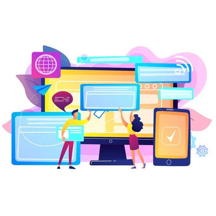 Partes de una página web: estructura, elementos y contenido