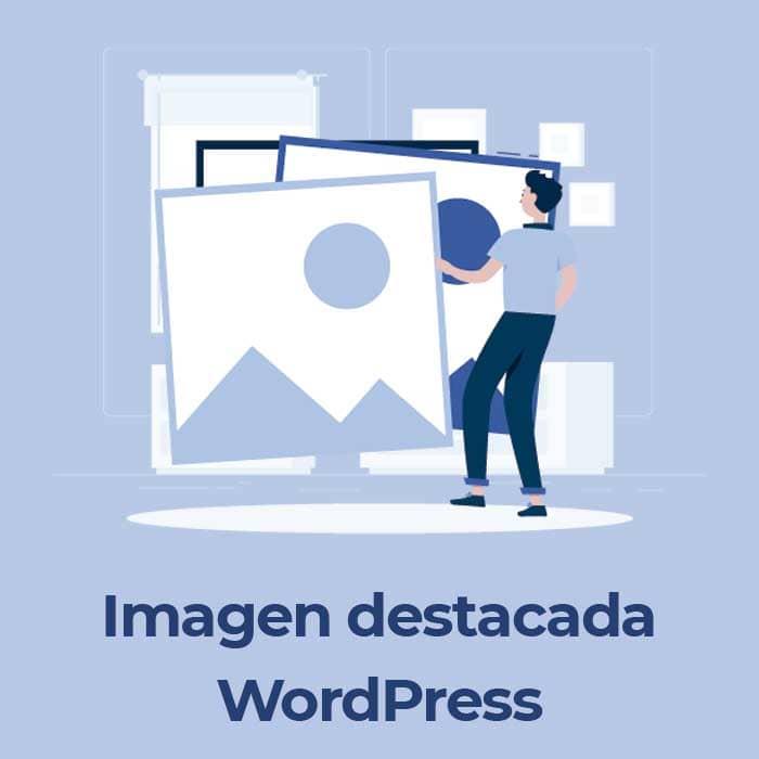 Imagen destacada WordPress